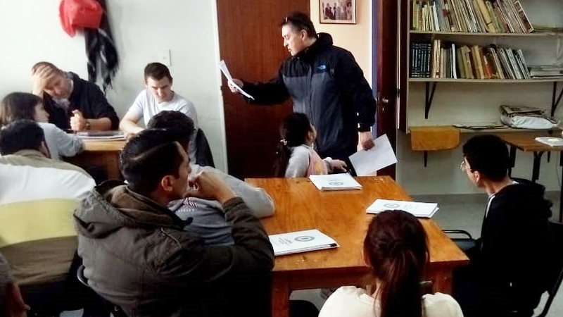 lu2wa 11 11 18 a - Examenes para ingresos y ascensos 2018