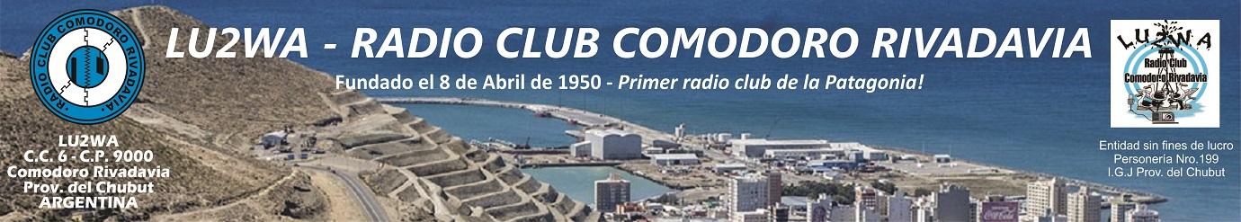LU2WA Radio Club Comodoro Rivadavia