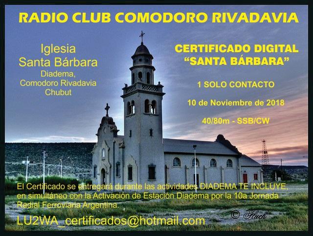 """Certificado Santa Bárbara - Certificado digital """"Santa Bárbara"""""""