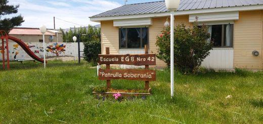 Esc Soberania 13 11 18 16 1 520x245 - LU2WA realizó la Activación Escuela Patrulla Soberanía - Lago Posadas